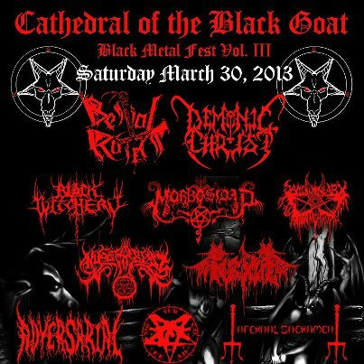 Cathedral of the Black Goat Fest