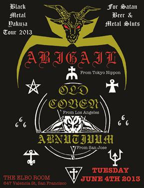 Abigail SF Gig flyer smaller