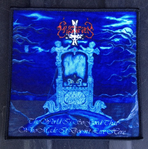 Mystifier the world Patch