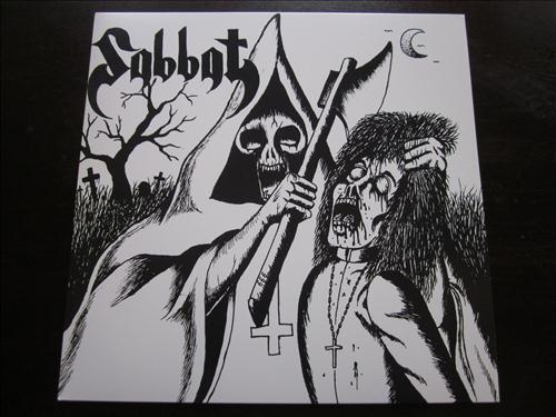Sabbat st LP cover