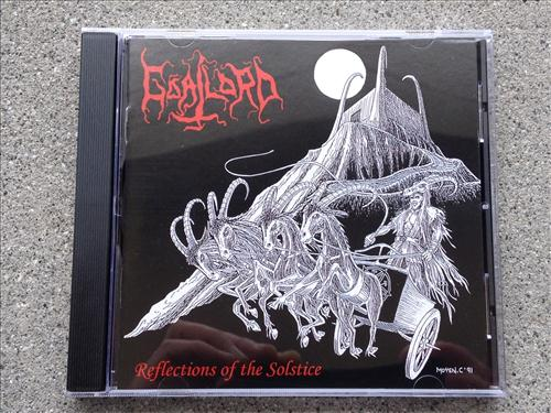 Goatlord reflections CD front