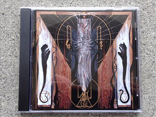 Mefitic woes CD front