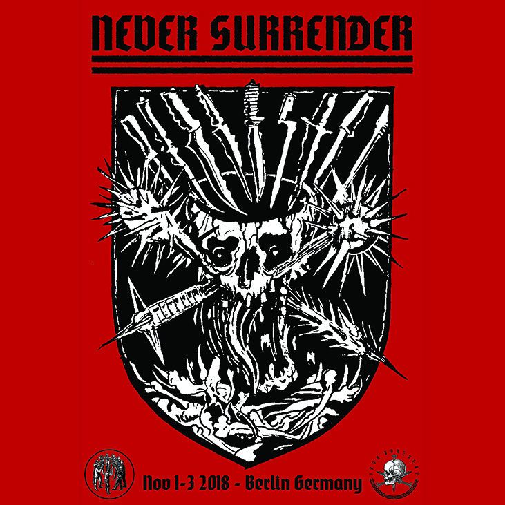 No Surrender Fest Flyer WEB 500 square