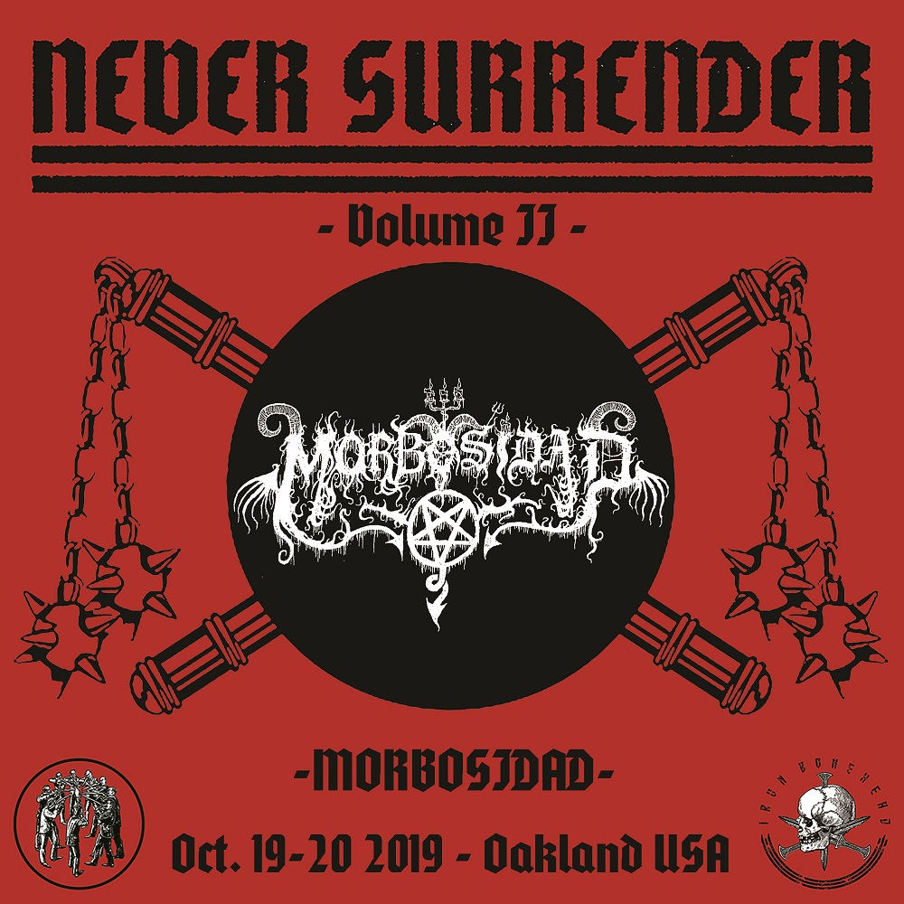 Announcement flyer for Morbosidad